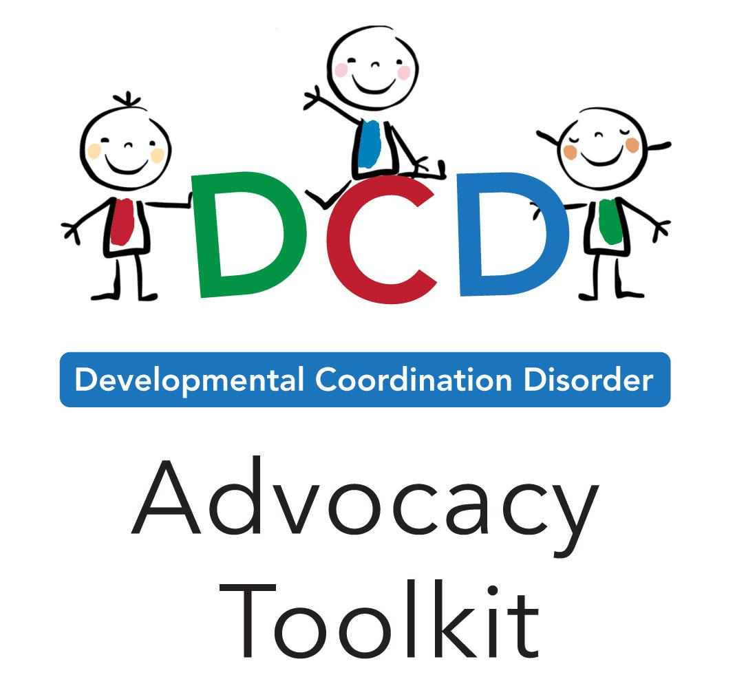 DCD Advocacy Toolkit Logo