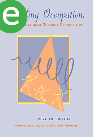 Products canadian association of occupational therapists enabling occupation an ot perspective ebook fandeluxe Images