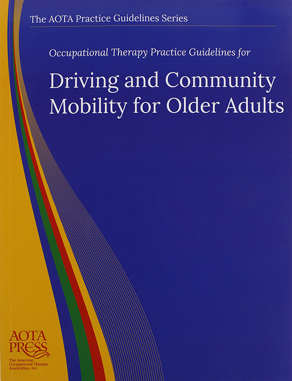 Products canadian association of occupational therapists driving and community mobility for older adults fandeluxe Images