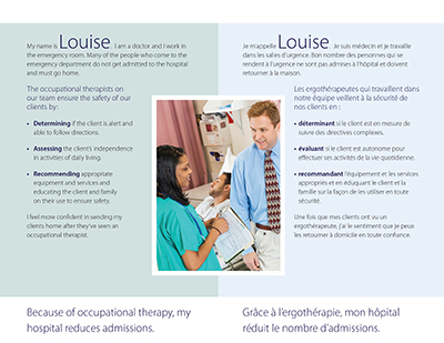 Occupational therapy stories and facts - Canadian